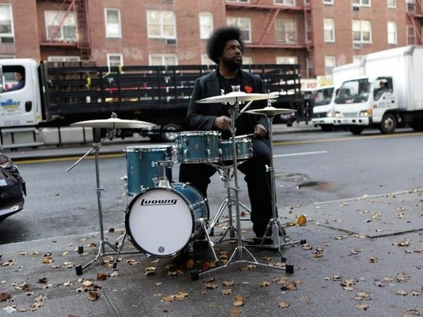 Roots Drummer Ludwig Breakbeats by Questlove