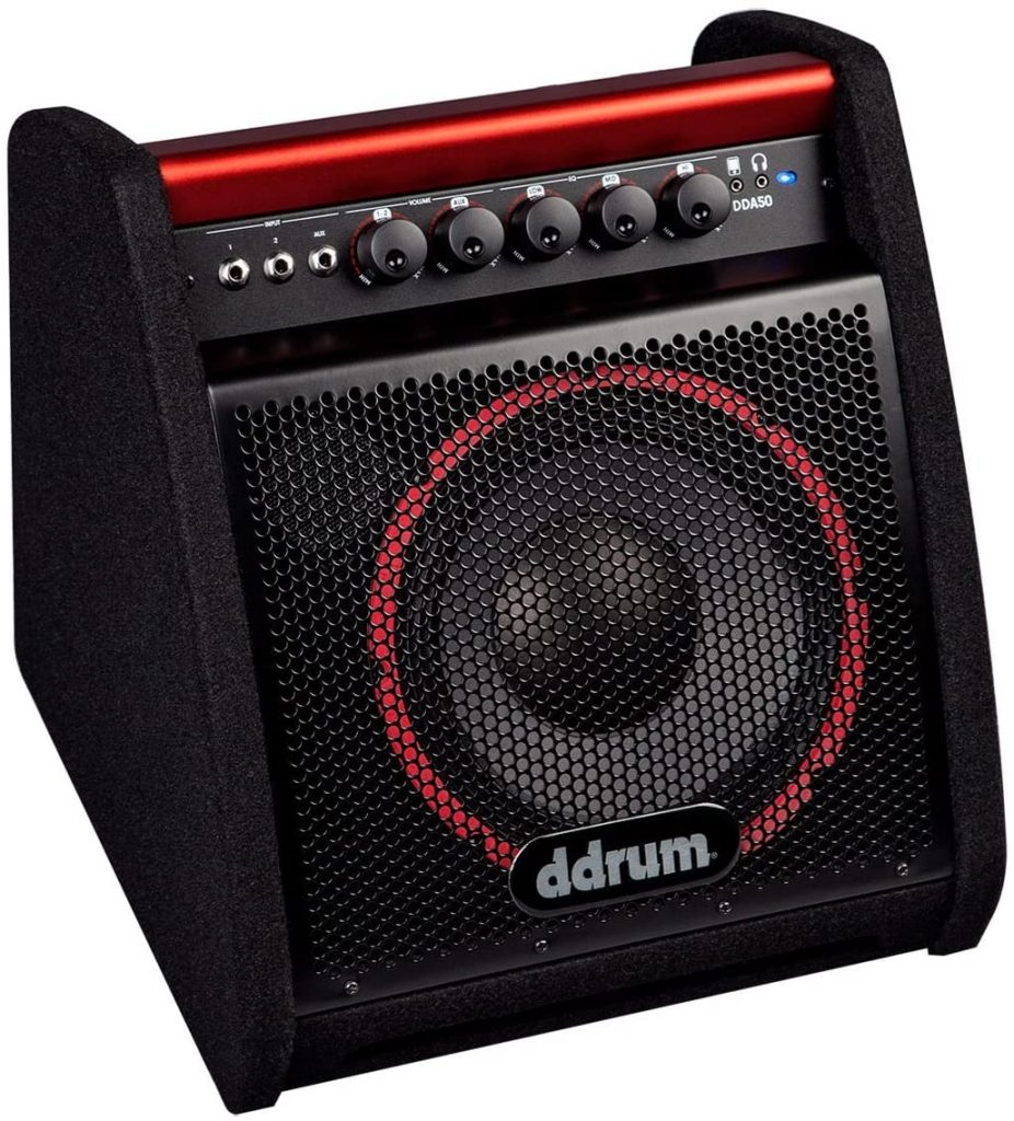 Ddrum Dda50 50w Electronic Percussion Amplifier