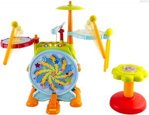 Toddler Drum Set