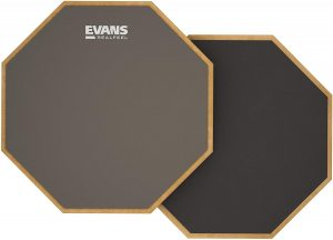 Evans Double Sided Practice Pad