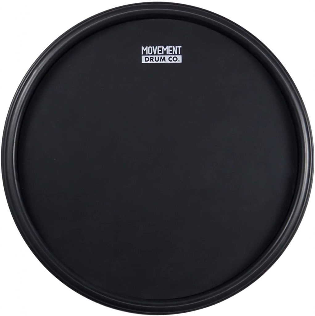 Movement Drums 12 Inch Double Sided Practice Pad