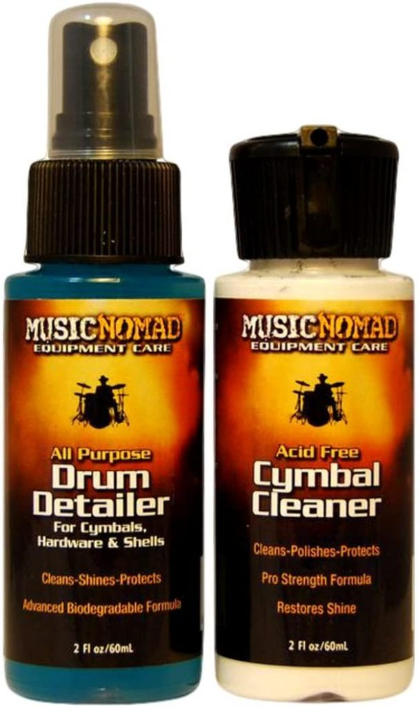 Music Nomad Drum And Cymbal Care