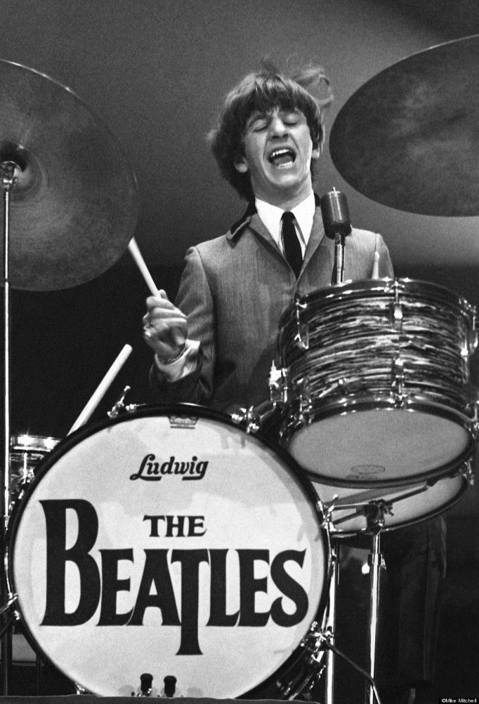 Ringo Starr Feature