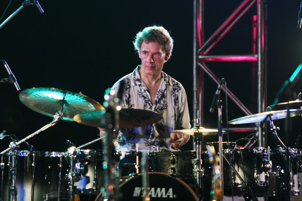 Bill Bruford Stage