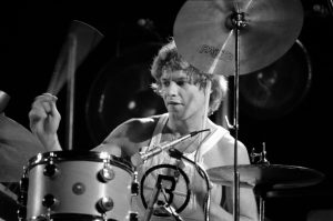 Bill Bruford Feature