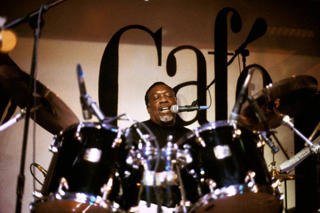 Clyde Stubblefield Stage