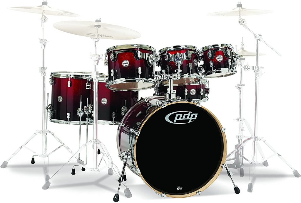 Pdp 7 Piece Concept Maple Shell Pack 1
