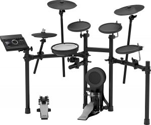 Roland Td 17kl S V Compact Series Electronic Drum Kit