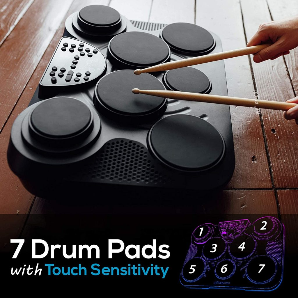 The Pylepro Pted017 Drum Pads