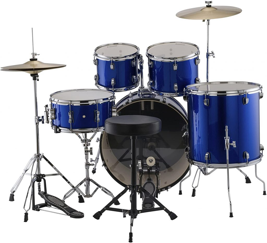 Ludwig Accent Drive Back