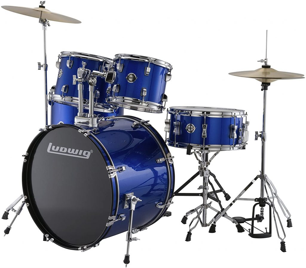 Ludwig Accent Drive Drum