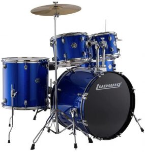 Ludwig Accent Drive Set