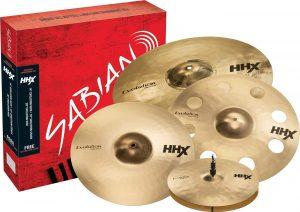 Sabian Hhx Cymbal Pack