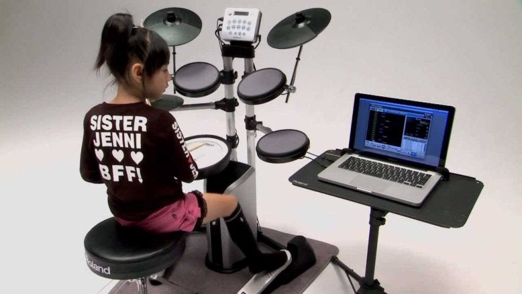 Connect Drum Machine To A Computer