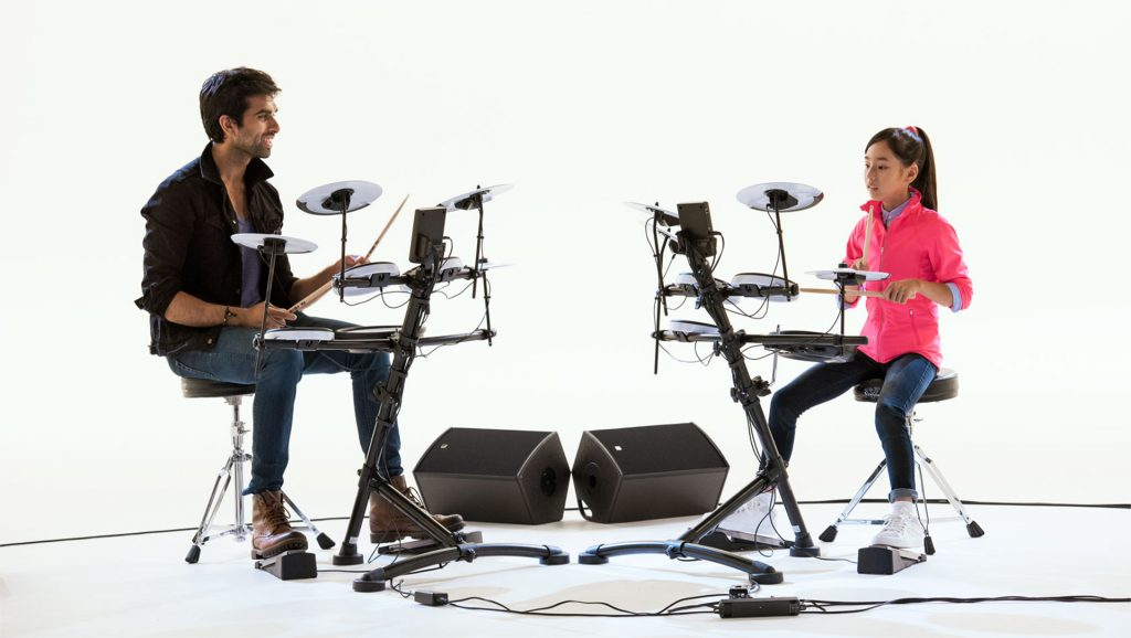 Play Electric Drum