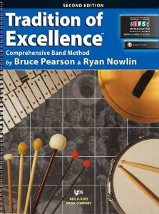 A Tradition Of Excellence Book 1 – Percussion