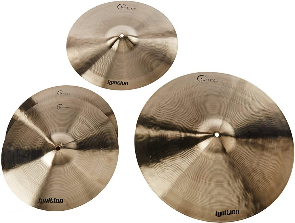 Dream Cymbals Igncp Ignition Cymbal Pack