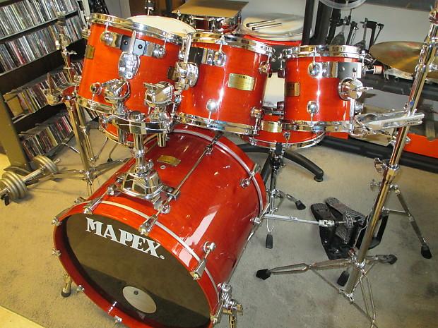 Mapex Saturn Pro Drum Set