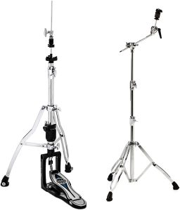 Mapex Armory Series Boom Cymbal Stand Chrome Plated Mapex Hf1000 Falcon