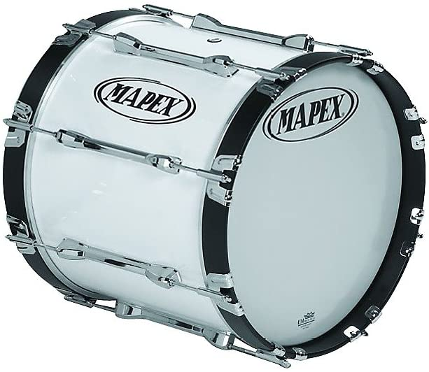 Mapex Marching Bass Drum