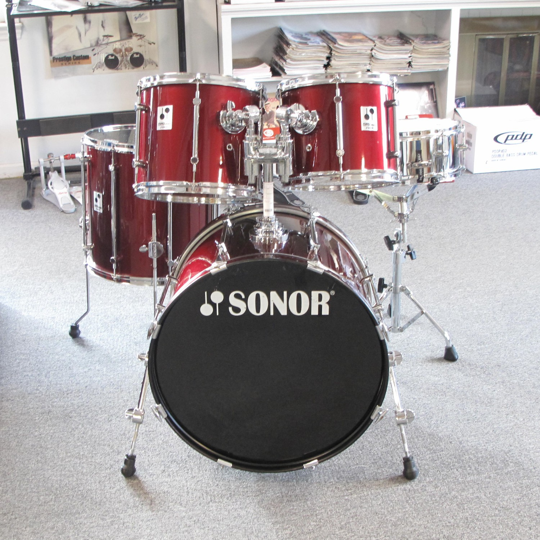 Sonor Force 2001 5 Piece Drum Kit