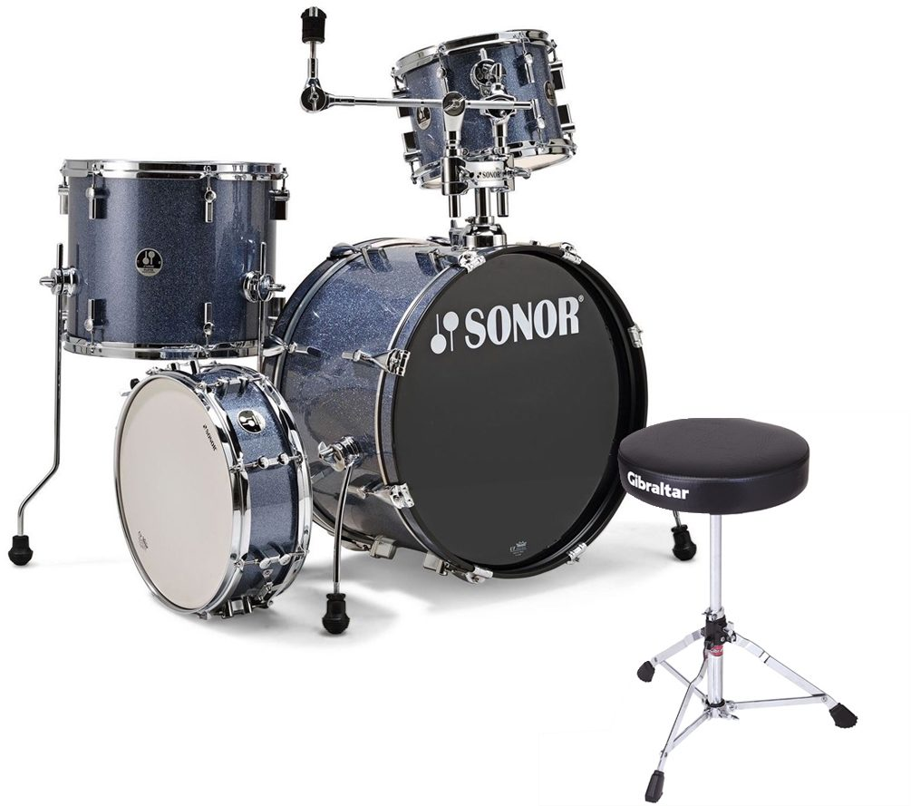 Sonor Players Kit Drum Set