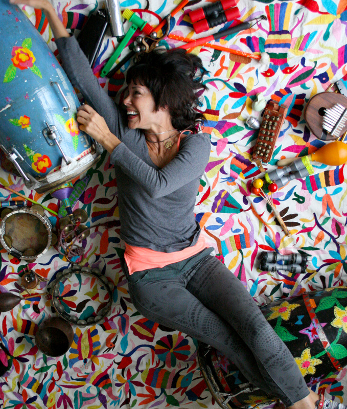 Jody Linscott And Her Percussion