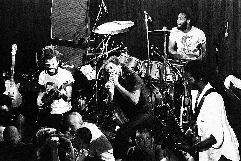 earl hudson performing with bad brains