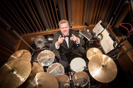 jr robinson at studio