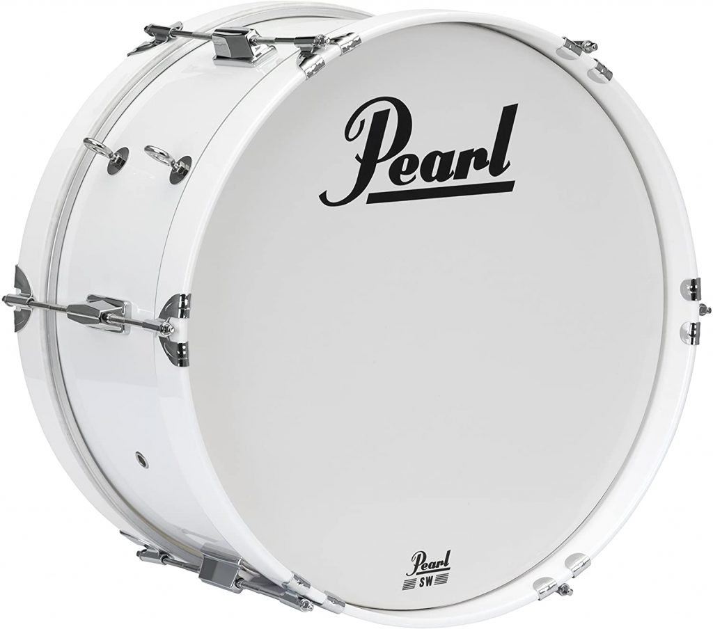 pearl mjb1408 or cxn33 14x8 inch junior marching bass drum carrier