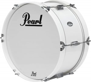 pearl mjb1608 or cxn33 16 x8 inch junior marching bass drum carrier