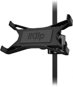 ik multi iklip xpand universal mic stand support for ipad and tablets