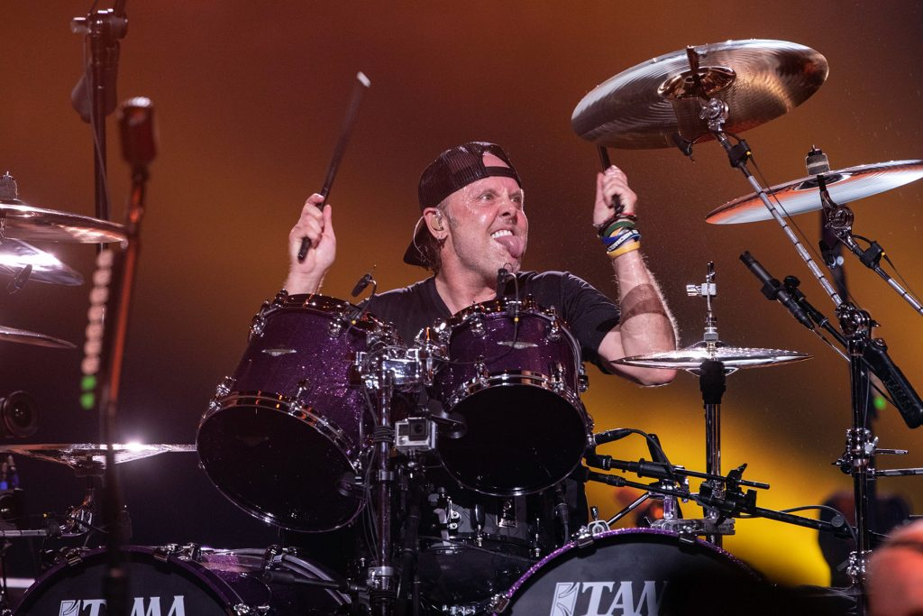 metallica in concert with the san francisco symphony at chase center, san francisco, usa 06 sep 2019