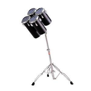 tama high pitch 4 piece octoban set with stand