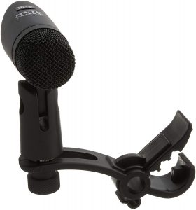 mxl a 5t dynamic tom drum microphone with mounting clip