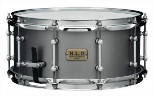 tama slp sonic stainless steel snare drum 6.5 x 14 inch