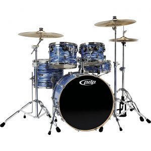 pdp by dw cx 5 piece shell pack