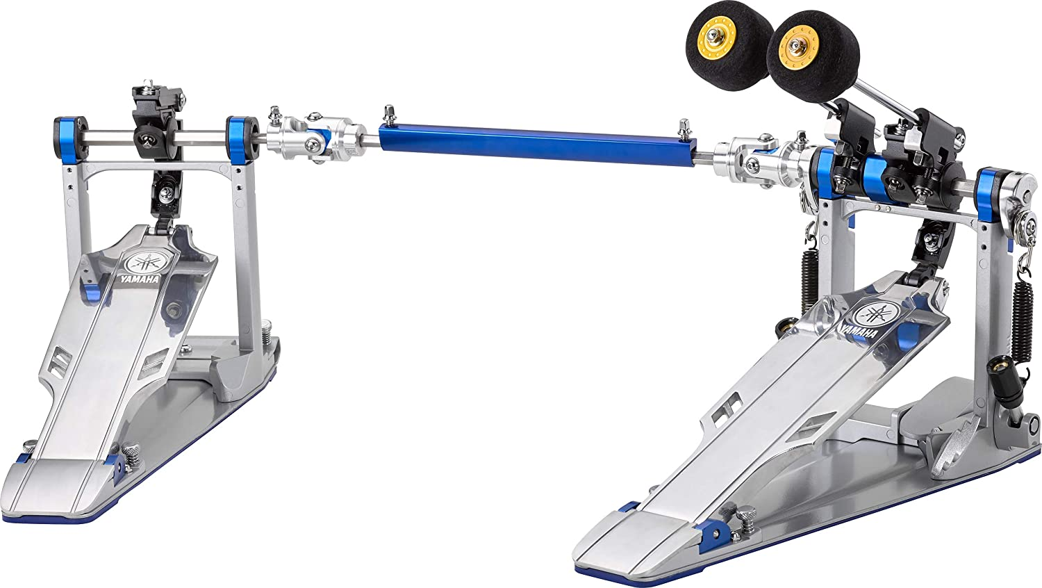 yamaha double bass drum pedal direct drive with case, dfp 9d
