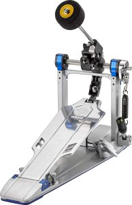 yamaha single bass drum pedal direct drive with case, fp 9d